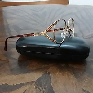 Christian Dior women's eyeglass frame